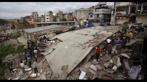 Nepal Earthquake : Don't Just Pray For Nepal Help Nepal..