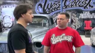 Inside West Coast Customs: Mark Wahlberg and Fam
