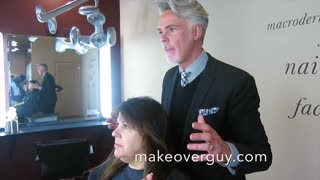 MAKEOVER: Not Too Short! by Christopher Hopkins, The Makeover Guy® - Video