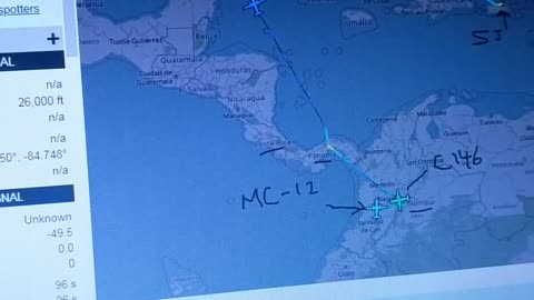 Another Day of Guantanamo Bay Military Flights