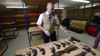 West Midlands Police launch gun surrender bid - Video