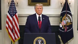 Trump: This is probably the most important speech I'll give