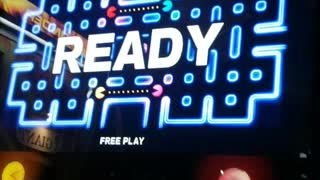Pacman with the family