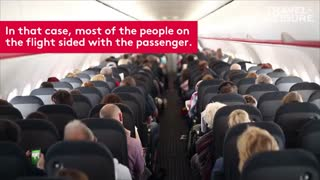 Why You Can't Get Up to Go to the Bathroom Before Takeoff - Video