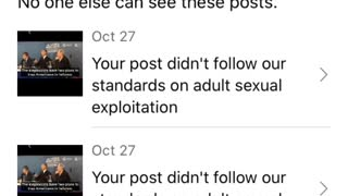 THE TRUTH is being Censored by Facebook/Twitter