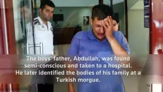 Aunt of drowned Syrian toddlers speaks out - Video