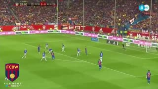 LIONEL MESSI'S UNBELIEVABLE GOAL IN CFR FINAL - Video