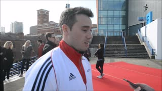 Kristian Thomas to miss Gymnastics World Cup event in Birmingham - Video