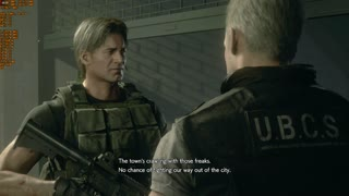 Resident Evil 3 Pt8 Into the sewers