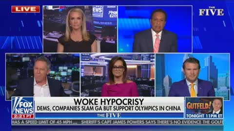 Greg Gutfeld flames companies working with China
