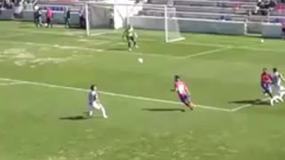 VIDEO: The best goal you'll see today - Video