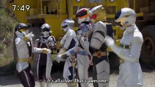 Kaizoku Sentai Gokaiger All 35 And Special Gokai Changes - Video