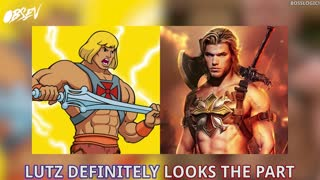 Twilight Actor Considered for He-Man Reboot - Video