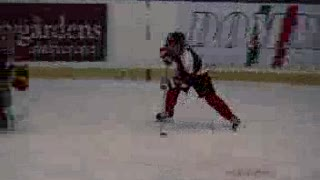 Hockey Drill 002 - Video
