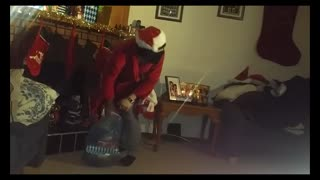 The Daddy that Stole a Couple Hours of Christmas - Video