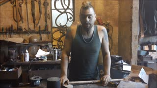 Crafting Minecraft tools in real life - Video
