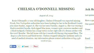 Rosie O'Donnell's missing daughter found safe - Video