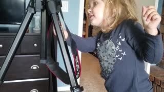 Little Photographer's Assistant  - Video