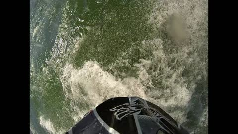 Jet Ski World Finals Helmet Cam