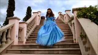 How to: Cinderella inspired makeup tutorial - Video