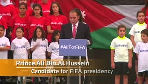 Prince Ali to stand for FIFA presidency - Video