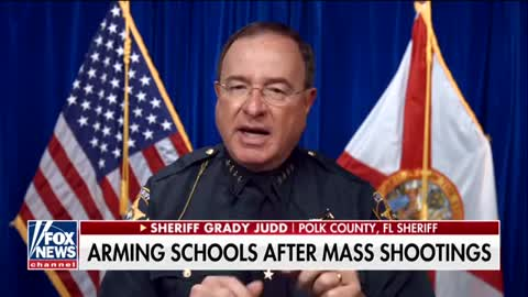 Fl Sheriff Says Gun Control is Already on Campuses and Calls Arming Teachers a 'Game Changer'