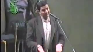 Hamid Mahisefat singing Homeyra song - Video