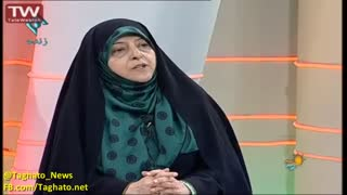 Masoumeh Ebtekar speaks about her son in the US - Video