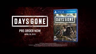 Days Gone - One Bullet Teaser