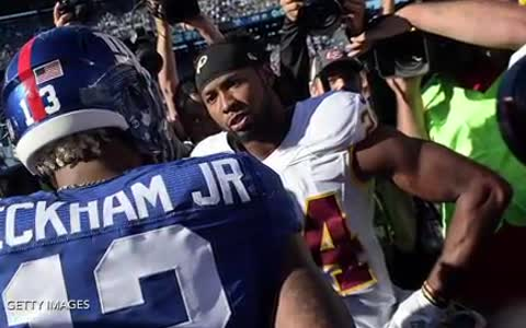 Odell Beckham Jr. Can't Remember Anything That Happened In Game Against Redskins