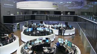 Fed decision weighs on European markets - Video