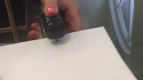 Stapler Contains A Neat Trick