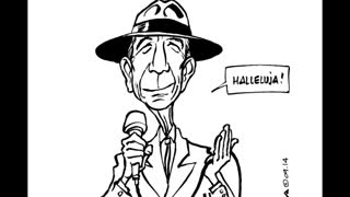 Hallelujah - Leonard Cohen Tribute - Video