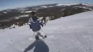 Mammoth 2005 Wrong Way - Video