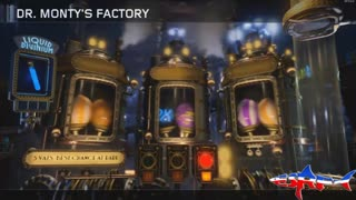 Black Ops 3: Doctor Monty's Factory Gobblegum guide - Video