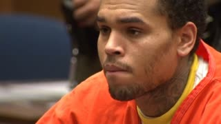 Chris Brown Released From Jail - Video