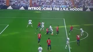 VIDEO: Luca Modric incredible goal vs Osasuna (5-0)