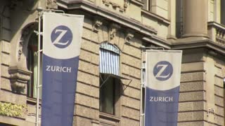 Zurich's $8.8 bln bid for rival RSA - Video