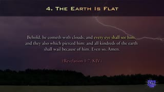 Flat Earth Bible Verses That Translates To A Flat Earth