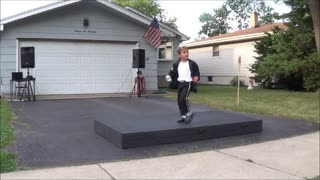 Willie The Entertainer - Back again to Entertain his Neighbors Part 1 - Video
