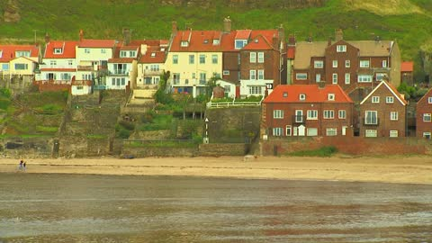 Lands of Dracula: Bram Stoker's Whitby