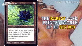Martin Shkreli Sets Sights On Magic: The Gathering Collection - Video