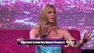 Candis Cayne's Famous NYC Street Shows: Hey Qween! Highlights - Video