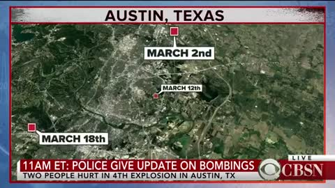Prof. Who Worked On Unabomber Case Says Sunday Austin Bombing Was 'Trial Run' for Something Bigger
