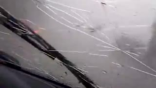 Pietermaritzburg Hail Storm 6 February 2015 - Video