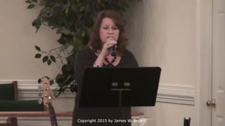 Special Song - Adonai, by Kelly Williams, 2015
