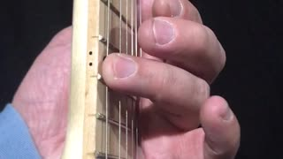 Guitar Rote Exercise - Practice Fretting As Lightly As Possible