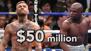 Conor McGregor Wants $100 Million for Floyd Mayweather Fight - Video
