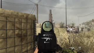 Call of Duty - Modern Warfare - 1 of 4