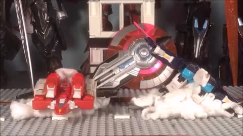 STOPMOTION CiiC TFTR Cloudraker and Wingspan